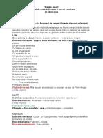Weekly Report Bucurosi de Oaspeti (Insecte Si Pasari Calatoare) 21-25.03.2016 Pink Panthers-1