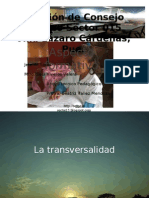 La Transversalidad