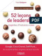 Leadership 52 Lecons