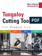 Tungaloy Body Complete Book