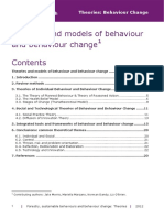 Behaviour Review Theory