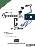 Manual de C en 24horas