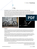 Robot Bike CaseStudy