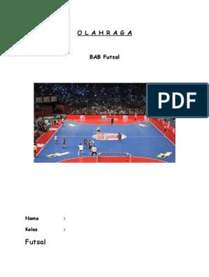 Makalah Olahraga Futsal
