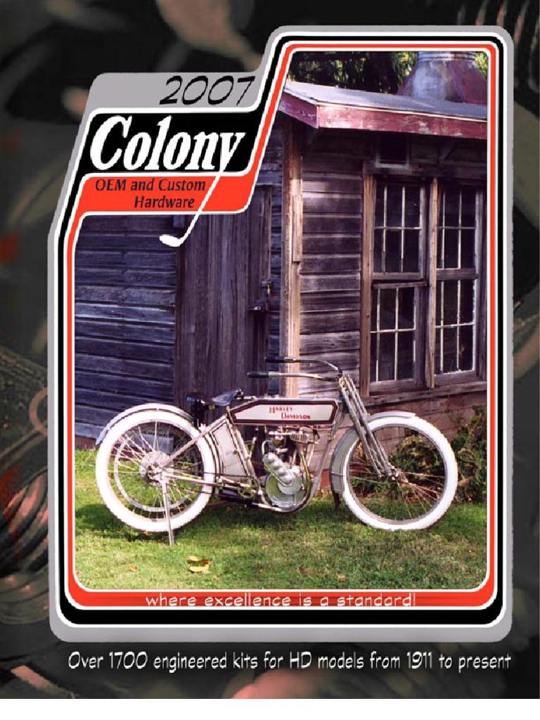 Hydraulic Rear Drum Fender Tab for Harley Panhead Shovelhead FL Models 1958-1972