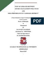 PhD- Ranjita Banerjee-Enrol. 119997392045