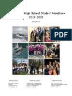 2017-18 student handbook
