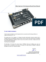 AX309 Xilinx Spartan-6 Development Board Users Manual