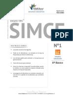 ENSAYO1 SIMCE LENGUAJE 6BASICO 2016.pdf