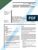 ABNT NBR 8.371 - Ascarel para transformadores e capacitores.pdf