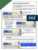Personalización de Modulo Electronico