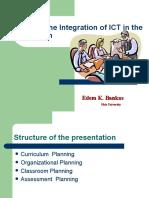 Planning ICT Integration