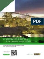 2 - Distribucion Electrica y Arranque de Motor NEMA