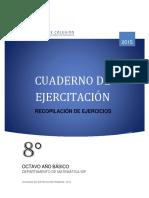 Cuadernillo SIMCE 8º Básico 2015