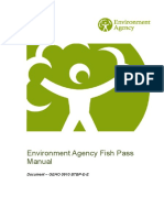 Environment agency fish pass design manual.pdf
