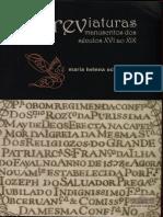 Livro de Abreviaturas Manuscritos Do Seculo XVI Ao XIX-MariaHelena Ochi Flexor.pdf