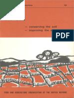 The Soil Conserving the Soil Improving the Soil Better Farming Series Booklet 10