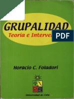 Foladori - Grupalidad. Teoría e Intervención (2005)