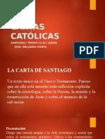 Cartas Católicas. Exposición sobre el NT