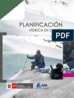 Planificación Hídrica en El Perú