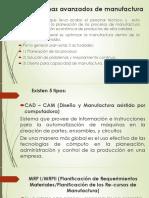 1.4 y 1.5 administracion de operaciones (sistemas de manufactura)