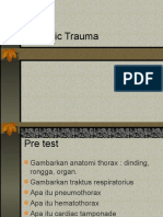 Thoracic trauma tresna.ppt