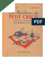 Les Aventure Du Petit Chacal