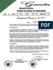 Reglamento de Tutoría para Estudiantes en Riesgo Académico UNI