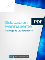 Redes Educacion Permanente Catalogo 2015