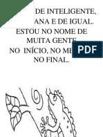 Cartaz Iguana
