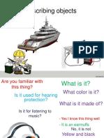 meet 1 describing objects.ppt