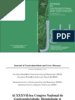 Journal of Gastro Buc 2017 Interior
