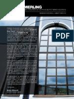 Detalle Tecnico Ventanas PVC K-AP