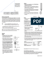 Instrucciones de Uso Ciclon Aluminio (Polvo-NIOSH)