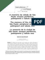 A memória da cidade de São.pdf