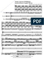 Vivaldi- Se Lento Ancora Il Fulmine