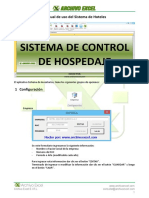 Manual Sistema de Hoteles