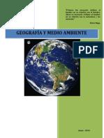 Geografía y Medio Ambiente