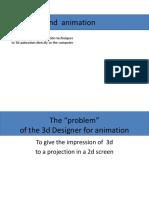 3d design for animation 1