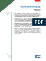El Acuerdo de París y La Agenda 2030 Acción Preparatoria Caso El Salvador - Aguilar 2017