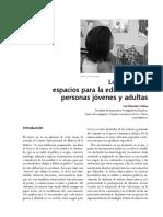 Los museos - espacios para la educación de personas jóvenes y adultas.pdf