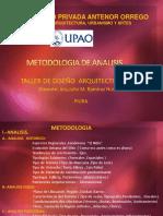 Metodologia de Analisis de Terreno