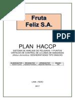 Plan Haccp Oficial Manzanas
