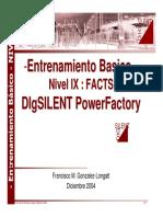12. Nivel IX - FACTS, Flexible AC Transmission System