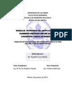 Modelaje Petrofísico Del Grupo Cogollo Del Yacimiento Cretácico Sur Del Campo La Concepción - Cuenca de Maracaibo(2)