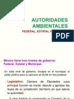 01 Autoridades Ambientales, Ia