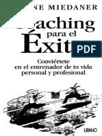 Coaching para el éxito - Talane Miedaner - BN.pdf
