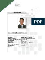 H.v Andrey Muñoz Rojas - Julio 2017