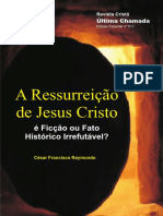 A Ressurreicao de Jesus Cristo