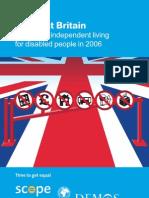 Disablist Britain